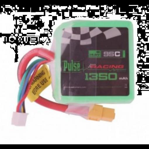 1350-95C-4S - LiPo - 14,8V W/XT60 - FPV Racing Series