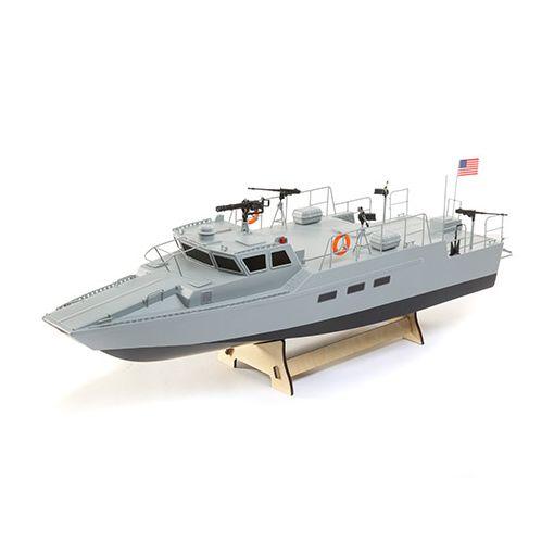 22-inch Riverine Patrol Boat: RTR