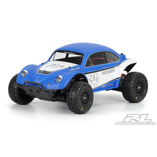 1/10 Volkswagen Full Fender Baja Bug Clear Body for Slash 2WD & 4x4