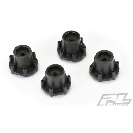 """6x30 to 14mm Hex Adapters for 6x30 2.8"""" Wheels"""