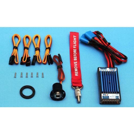 Voltage Regulator - Adjustable with Pin Flag