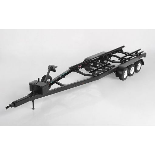 1/10 BigDog Tri Axle Widebody Scale Boat Trailer