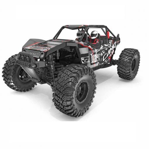 1/10 Camo X4 Pro Brushless Rock Racer