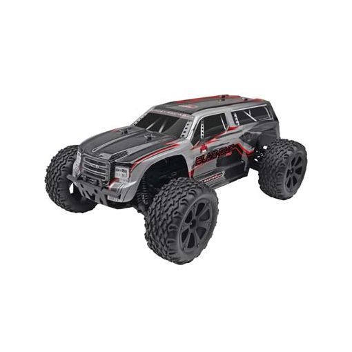 1/10 Blackout XTE PRO BL Monster SUV Silver