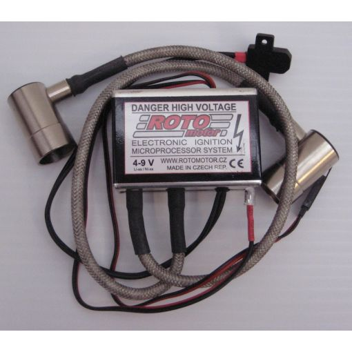 Ignition Twin - 4,8 to 9,0 volts