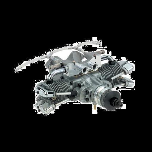 182 Twin Cylinder Dual Plug: DD