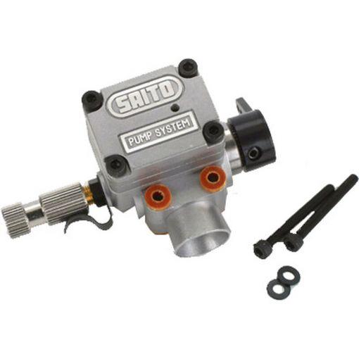Carburetor Complete (Left): AR, BN