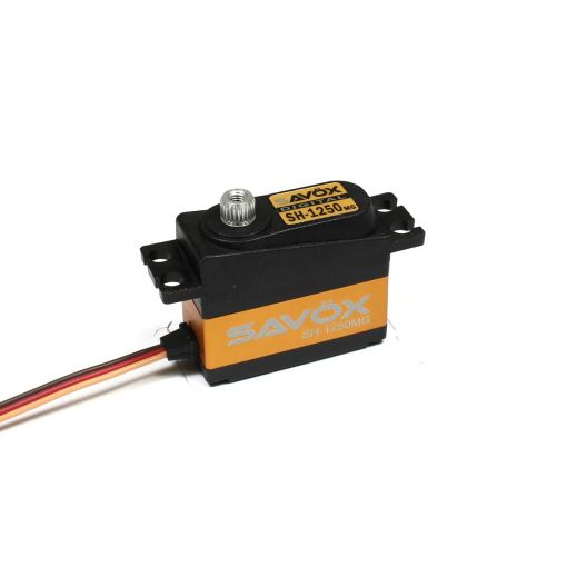 SAVOX SH1250MG Mini Digital Servo