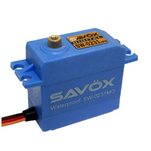 SAVOX SW0231MG Waterproof Digital STD Servo