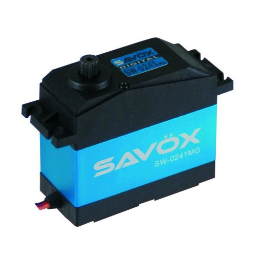 SAVOX SW0241MG HV WATERPROOF DIGITAL STD SERVO