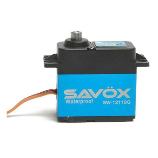 SAVOX SW1211SG HV WATERPROOF CORELESS DIGITAL SERVO
