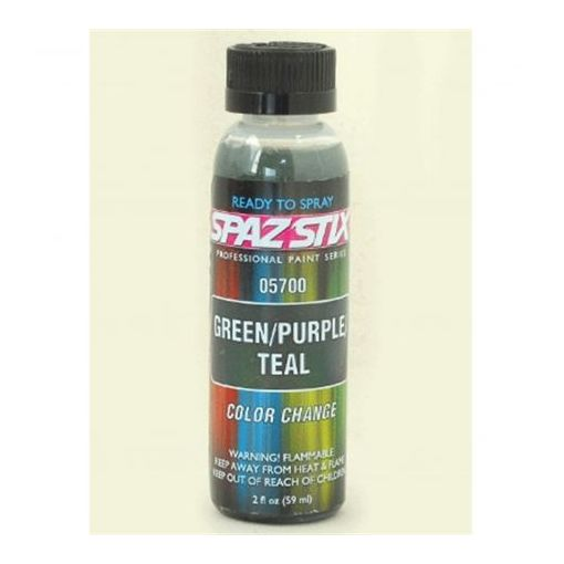 COLOR CHANGING PAINT GREEN/ PURPLE/ TEAL 2OZ