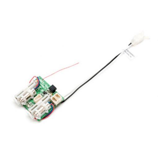 AR6410L DSMX 6-Channel U-Micro Receiver/ESC & LThrow Servo