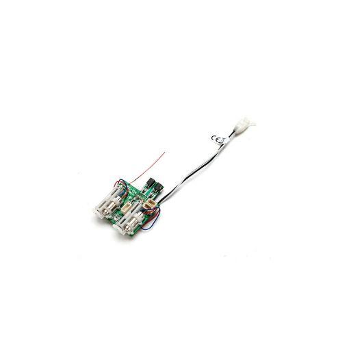 AR6410T DSMX 6CH Ultra Micro Rx w/ Twin ESC