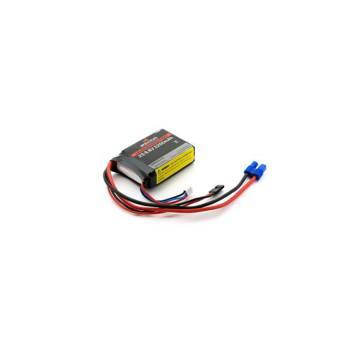2200mAh 2S 6.6V Li-Fe Receiver Battery
