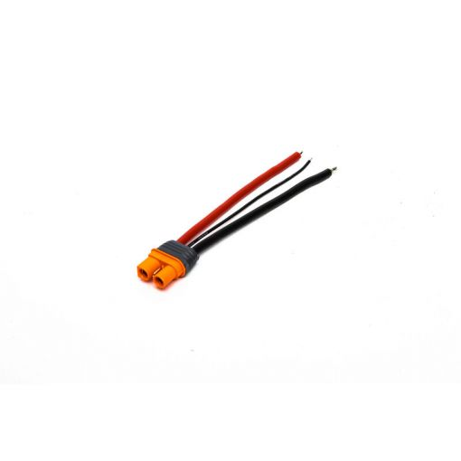 Connector: IC3 Battery w/ 4 inch 13AWG Wires