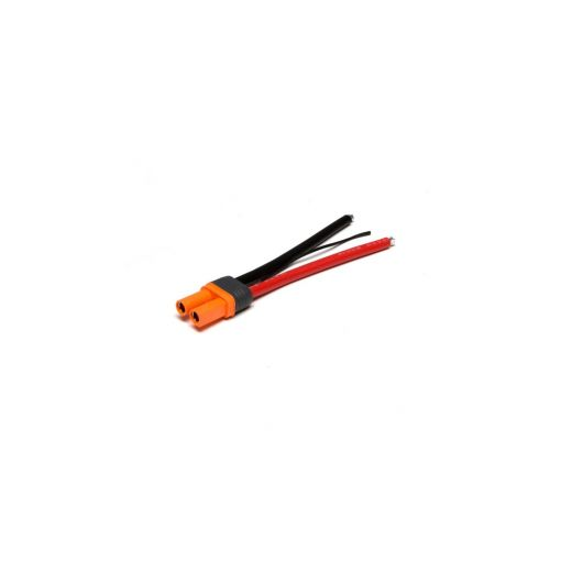 "Connector: IC5 Battery w/ 4"" 10AWG Wires"