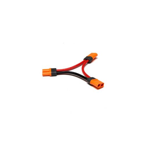 "Adapter: IC5 Battery / Series Harness 4"" 10AWG"