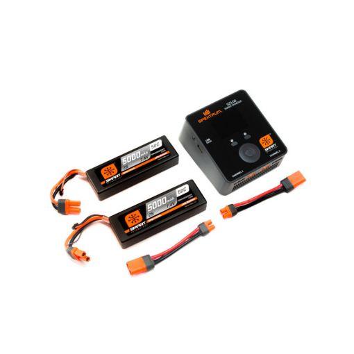 Spektrum Smart PowerStage Bundle 4S - COMBO