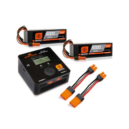 Spektrum Smart Powerstage Bundle 8S 100C