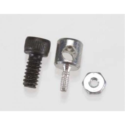 S550 PUSHROD CONNECTOR 2-56/4-40