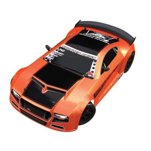 1/10 Thunder Drift Electric RC Drift Car - Metallic Orange