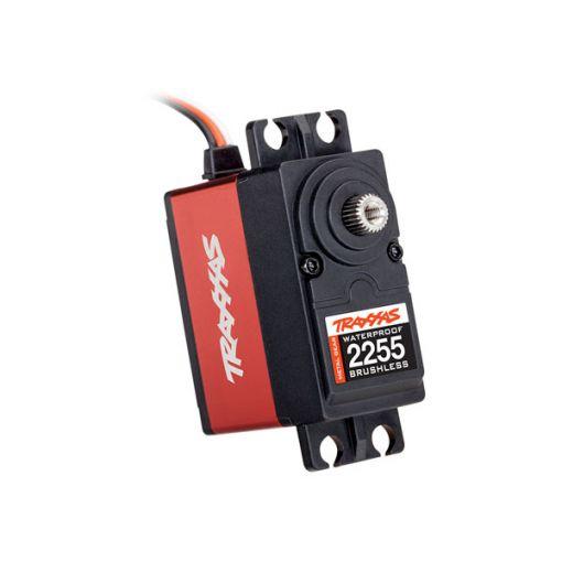 Servo, digital high-torque 400 oz Brushless, metal gear