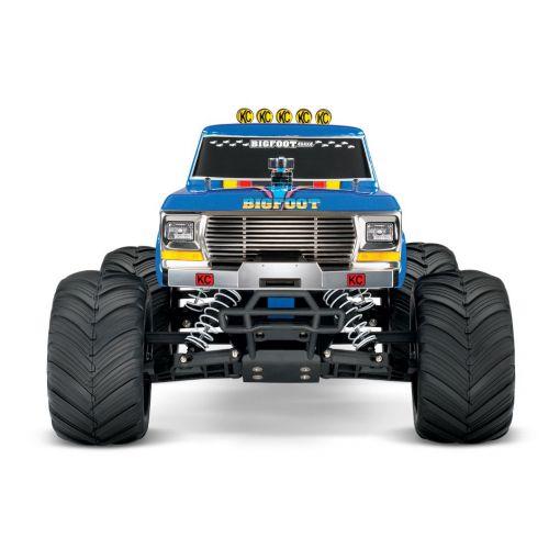 1/10 Bigfoot BlueX, 2WD Monster Truck