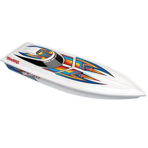 "Traxxas Blast 24"" High Performance RTR Race Boat - Jet"