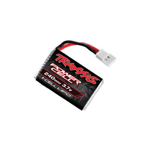 240mAh, Lipo Battery: QR-1