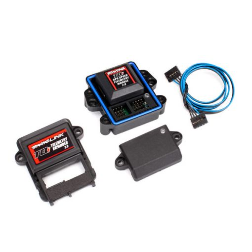 Telemetry Expander 2.0 and GPS module 2.0 for TQi radio