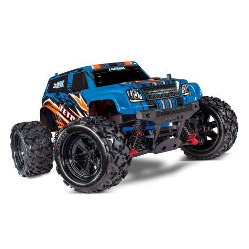 1/18 LaTrax Teton 4WD RTR Monster Truck - BlueX