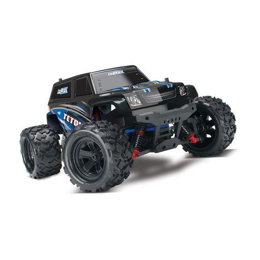 1/18 Teton 4WD RTE w/ Battery & AC Charger (Blue)