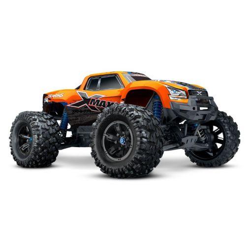 X-Maxx 4WD Brushless RTR 8S Monster Truck - OrangeX