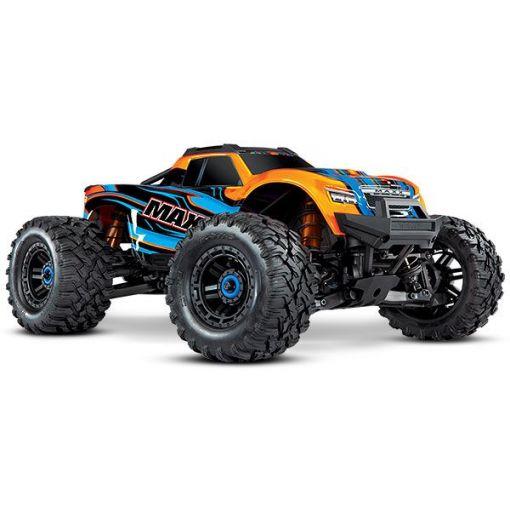 1/10 Maxx with 4S ESC - Orange 4WD Brushless