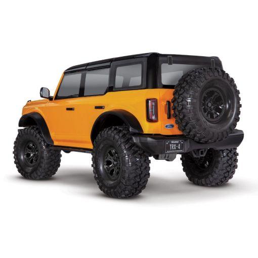 1/10 TRX-4 21 Ford Bronco - Crawler - Orange