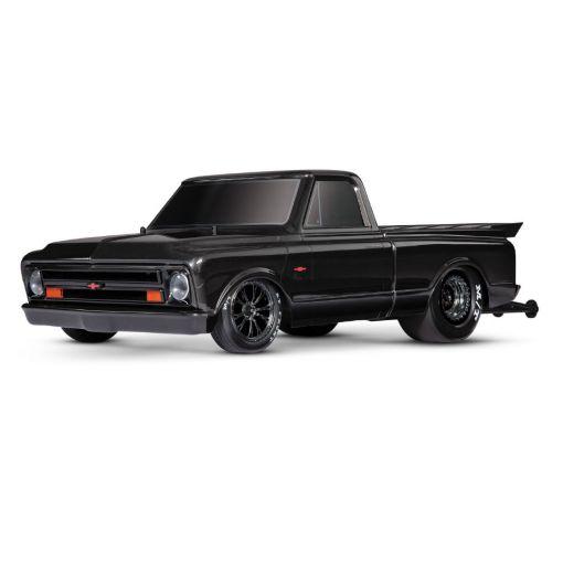 1/10 67 Chevrolet C10 Drag Slash - Midnight Black