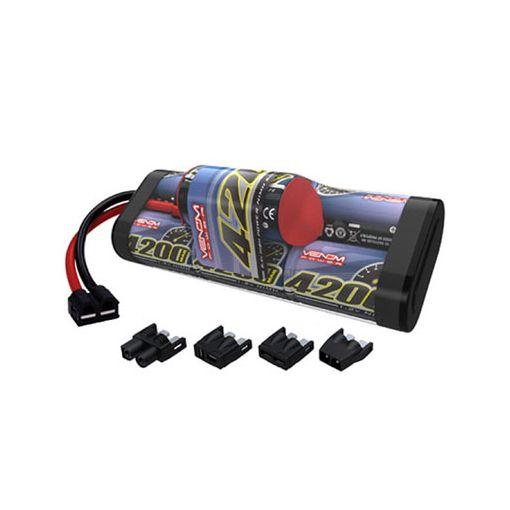7-C 8.4V 4200mAh NiMH Hump: UNI Plug