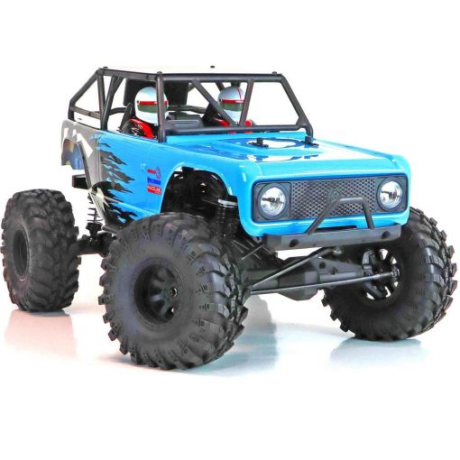 1/10 Wendigo Brushless Electric 4WD Rock Racer RTR - BLUE