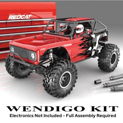 1/10 Wendigo KIT Rock Racer