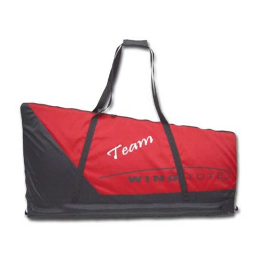 """Extreme Little Tote Double 42\""""x22\""""x14\"""" Red/Black"""