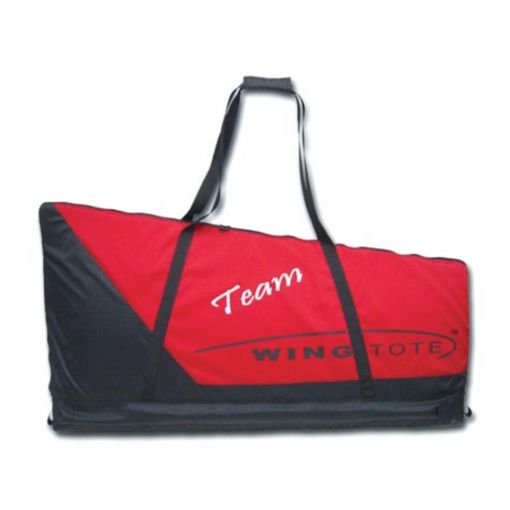 """Extreme Big Tote Double 59\""""x35\""""x22\"""" Red/Black"""
