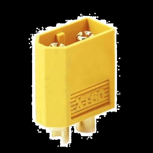 XT60 Male Connector - (2 pcs)