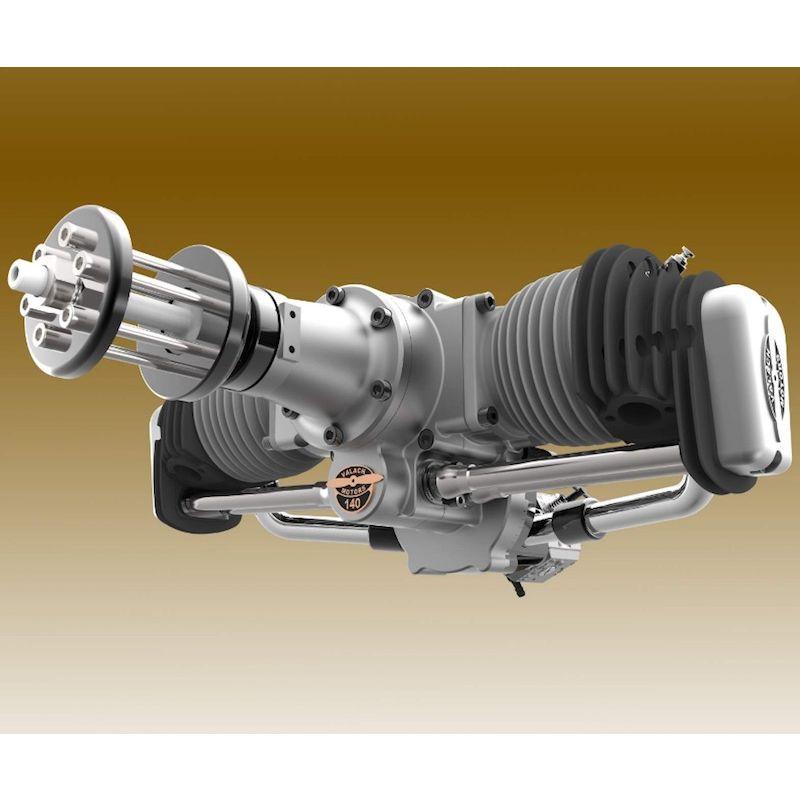 VM140-B2-FS-4T - 140cc