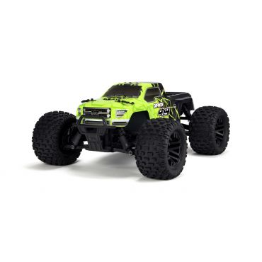 AR402253 Body Painted/Decal Green Granite 4x4 Mega