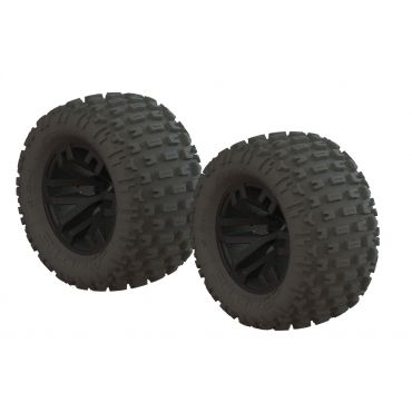 AR550044 dBoots Fortress MT Tire Set Glued Blk (2)