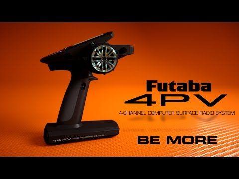 4PV T-FHSS SFHSS w/R304SB Rx Telemetry   Futaba - AMR RC