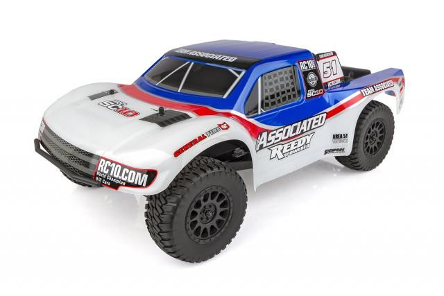 Limited Edition Nomad DB8 Ready-to-Run | Team Associated - AMR RC