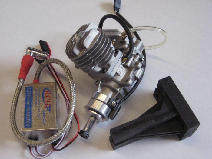 10cc GAS ENGINE | RCGF - AMR RC