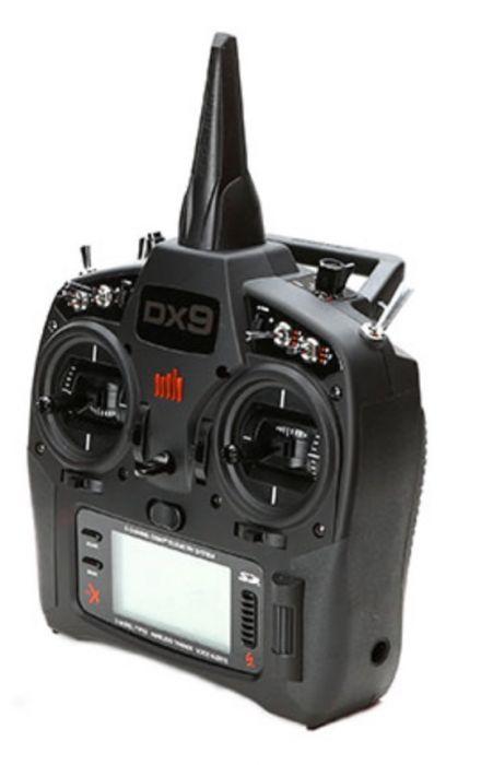 DX9 Black Transmitter Only MD2 | Spektrum - AMR RC
